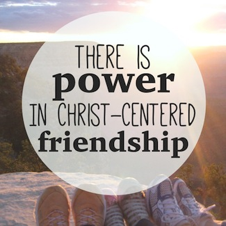 Image result for friends in christ