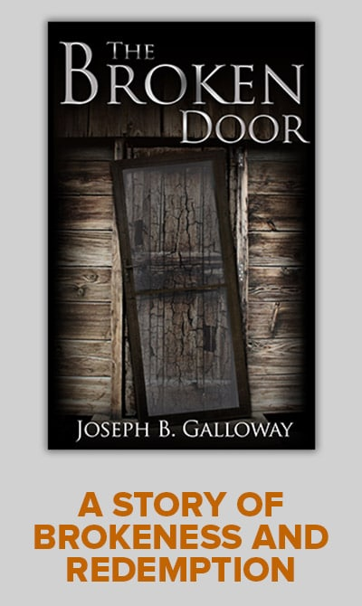 The Broken Door Book by Joe Galloway