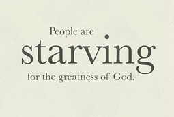 starving