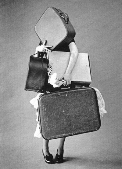 Image result for people carrying baggage